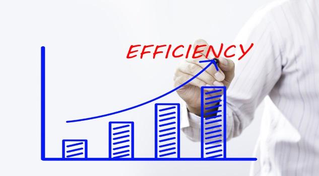 بازده (efficiency)
